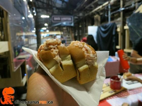 Toronto Underground Market - Rock Lobster Foods