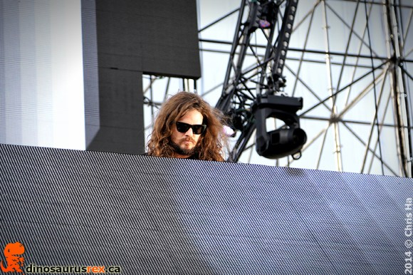 VELD MUSIC FESTIVAL 2014 - TOMMY TRASH
