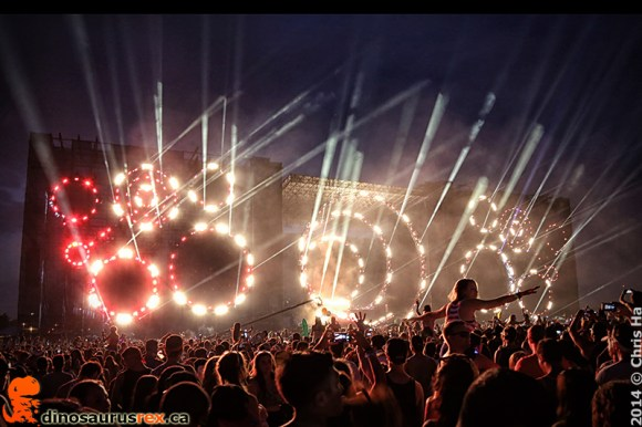 VELD MUSIC FESTIVAL 2014 - Main Stage