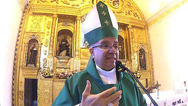 Monseñor Victor Hugo Palma - Tiempo Ordinario