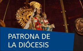 patrona de la diocesis