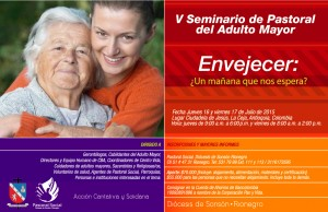 Afiche V seminario