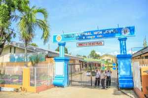 Galas National High School
