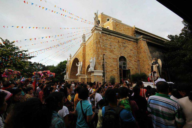 The Feast of San Vicente Ferrer