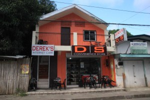 Derek's Internet Cafe