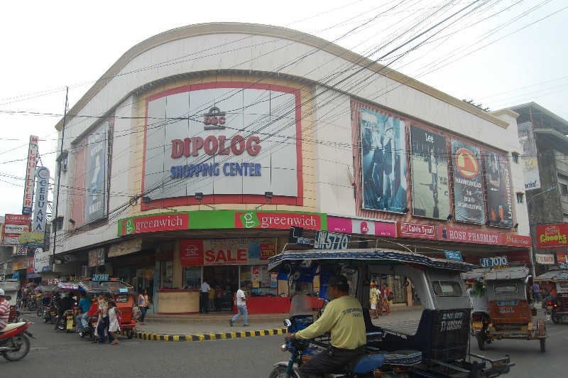 Dipolog Shopping Center & Greenwich