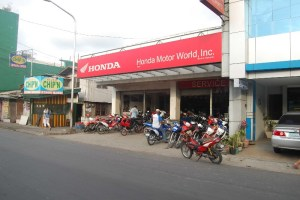 Honda Motor World