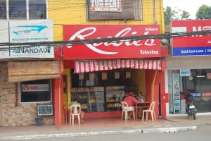 Rubis Bakeshop, Quezon Ave