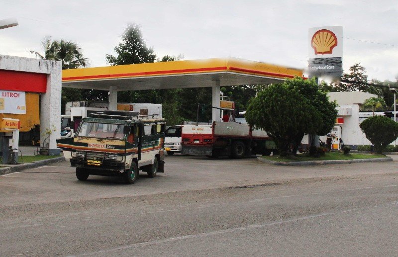 Shell, Sta. Isabel