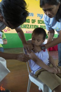 Launching of School-based Immunization Program (6)