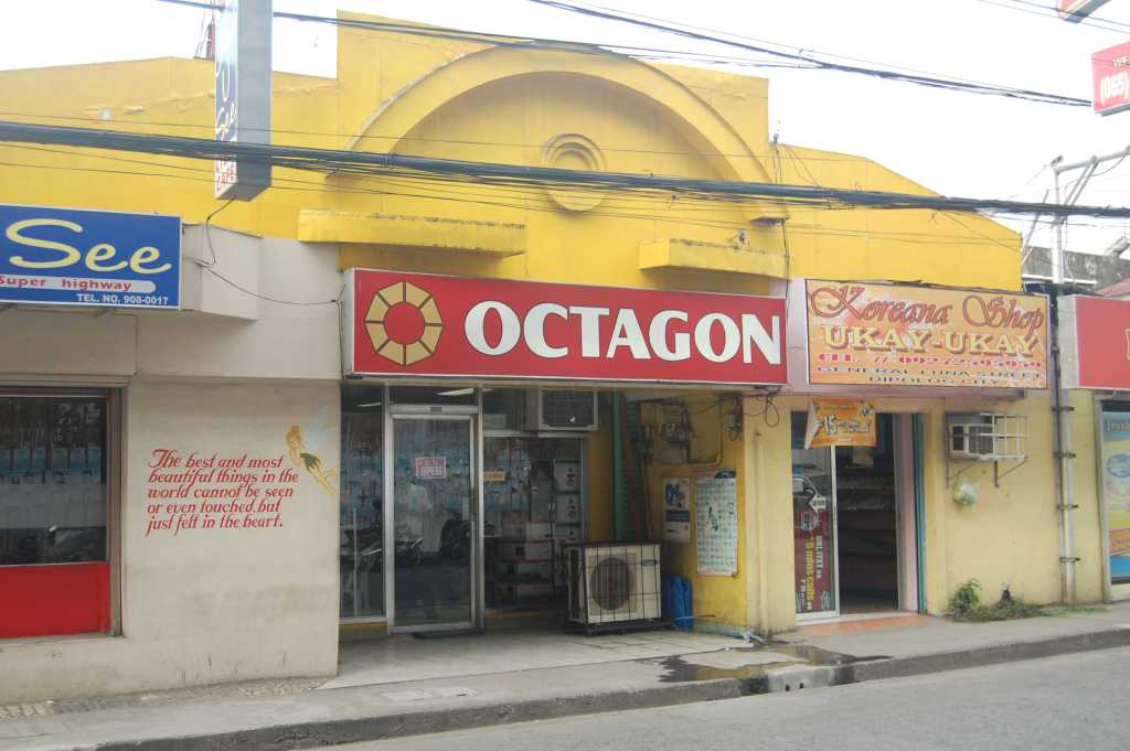 Octagon Computer Superstore – Dipolog Branch