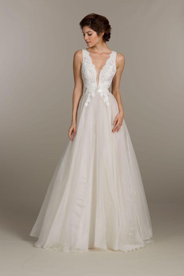 spring summer wedding dress trends summer wedding dresses Spring Summer Wedding Dress Trends 4