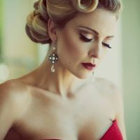 2016 Bridesmaid Hairstyles