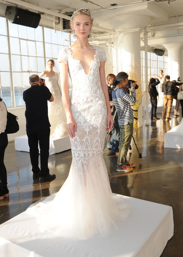 marchesa fall winter wedding dress collection marchesa wedding dress Marchesa Fall wedding dress collection 6