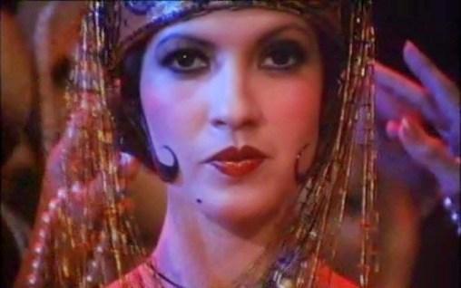 Beatriz Valdés en La Bella del Alhambra