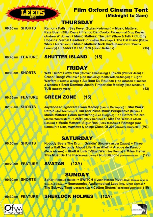 Leeds Programme
