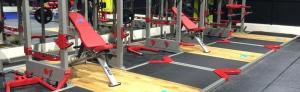 Dooradoyle gym