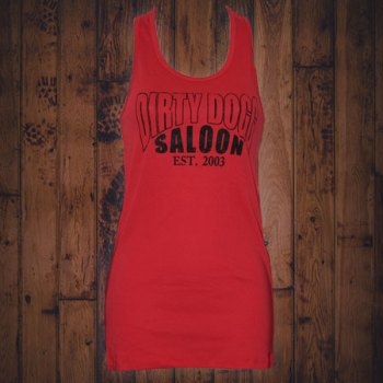 Dirty Dogg Saloon Est. 2003 Tank Top