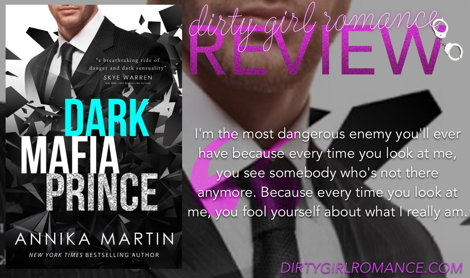 dark mafia prince-DGR review