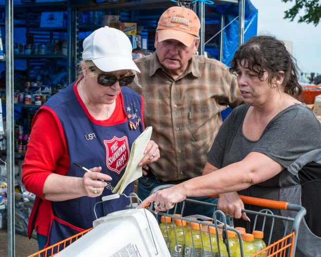 Salvation Army Response to May Tornadoes Enters Day 19