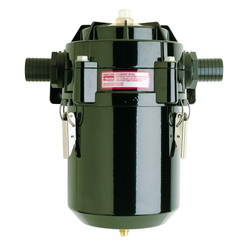 CCV Systems and Filters