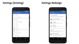 This undated product image provided by Facebook shows a redesign of Facebook's privacy tools. Facebook announced the redesign on Wednesday, March 28, 2018. The changes won't affect Facebook's privacy policies or the types of data it gathers on users. But the company hopes its 2.2 billion users will have an easier time navigating its complex and often confusing privacy and security settings. (Facebook via AP)
