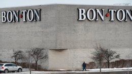 This Jan. 31, 2018, file photo shows The Bon-Ton Store at the Millcreek Mall, near Erie, Pa. (AP)