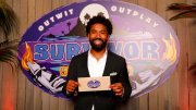 Wendell Holland, the winner of Survivor: Ghost Island, poses for a photo. (AP)