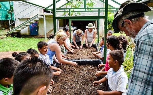 Voluntourism in Costa Rica