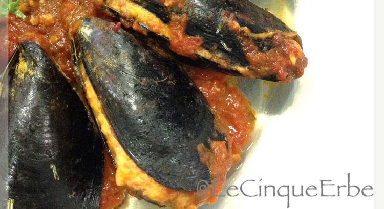 Recipe: Spezzina-style stuffed mussels
