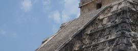 Mayan Ruins of Chichen-Itza