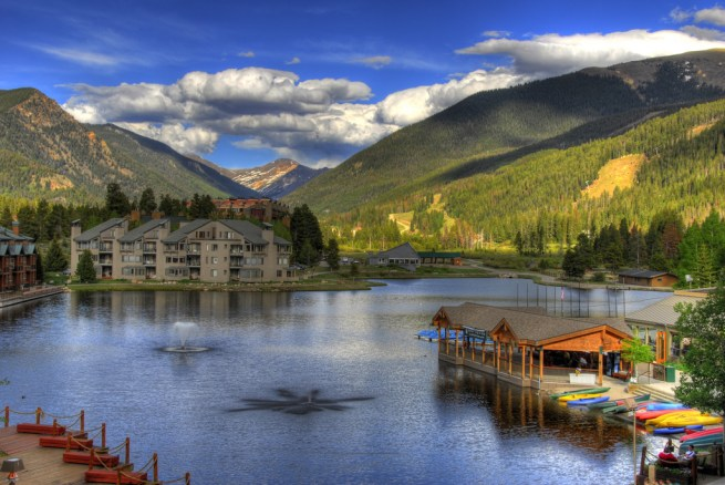Keystone Lodges and Mountain View