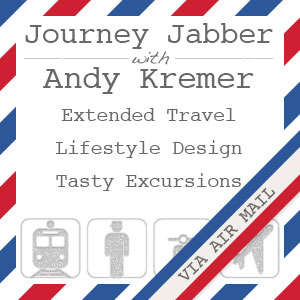 Journey Jabber 005: Why Traveling Doesn't Stop When You Have Kids