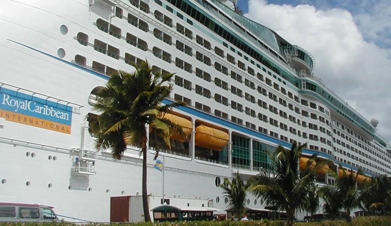 Trans Atlantic Cruise Ship