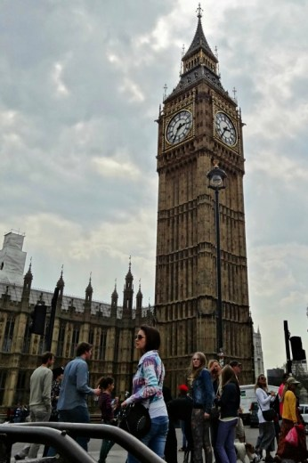The Clock Tower aka Big Ben