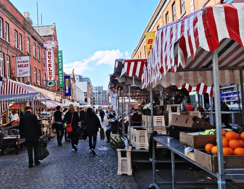 Moore Street Markets