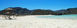 Beautiful and secluded Balandra Beach