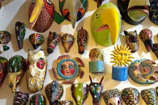 Faces of Mexico - Ethnic Art Gallery, Todos Santos