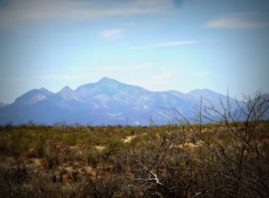 The mountains in Baja sure took our breath away.