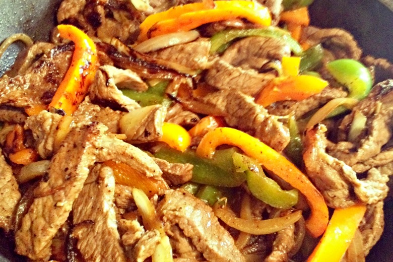 Spicy Fajitas (Bowl or Tortilla)