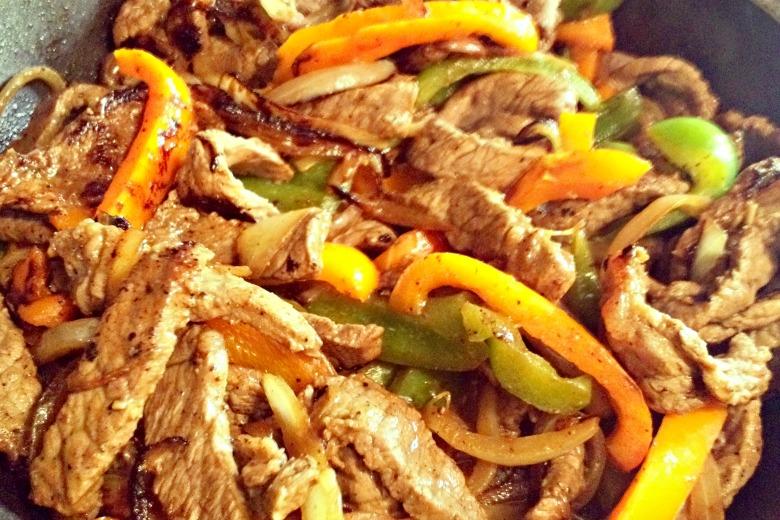 Spicy Fajitas (Bowl or Tortilla)