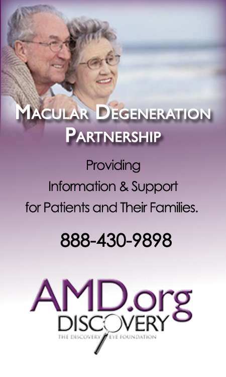 MDP dry age-related macular degeneration