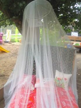 Pre-School/Pre-Kinder Outdoor Cozy Corner
