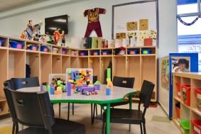 Kindergarten/Out of School Room