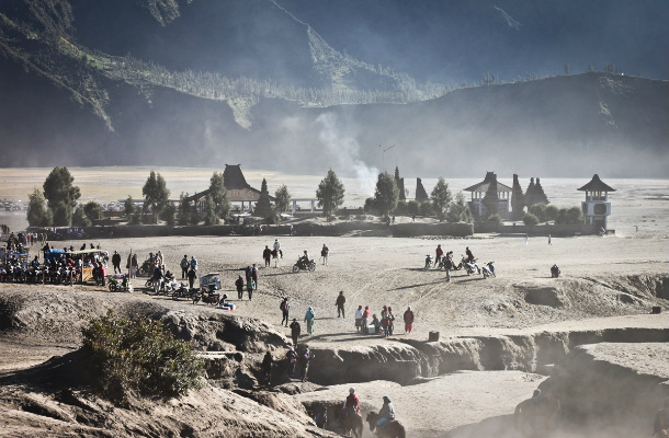 bromo marathon east java