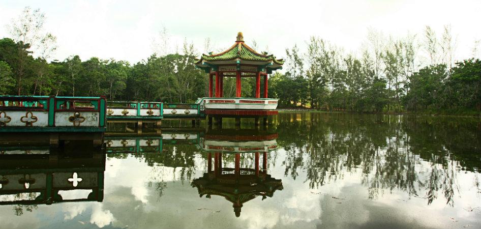 trip to bangka island