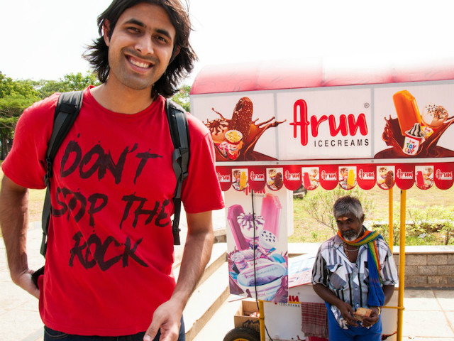 Backpack ME Ashray in India