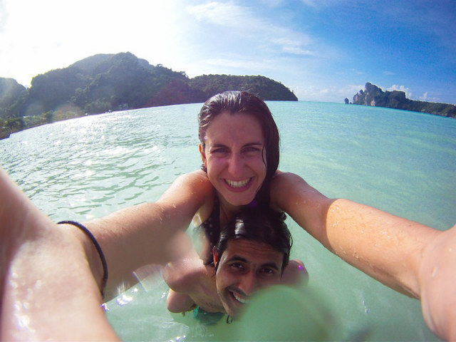 Backpack ME in Ko Phi Phi Thailand