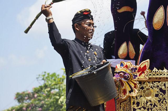 ubud royal cremation 2013
