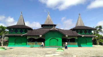 Old mosque Banjarmasin